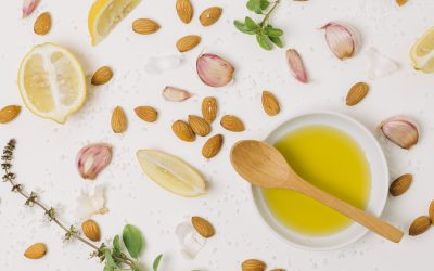 HOW IS ALMOND OIL OBTAINED?